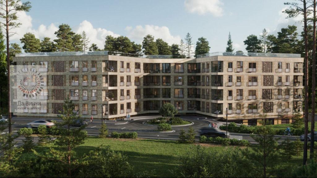 В Жуковке построят 4-ёх этажный дом на 80 квартир