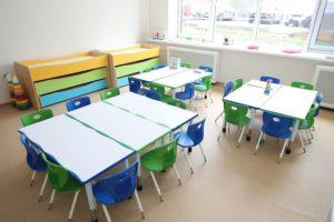 Первый мини детский сад на 280 детей открылся в Одинцове