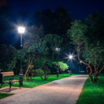 Голосование за строительство объектов наружного освещения на «Доброделе» Подмосковья