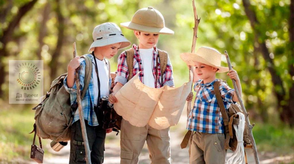 Программу детского туристического кешбэка могут провести до 15 сентября 2021 года