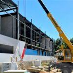 Реконструкцию стадиона на Власихе закончат в сентябре