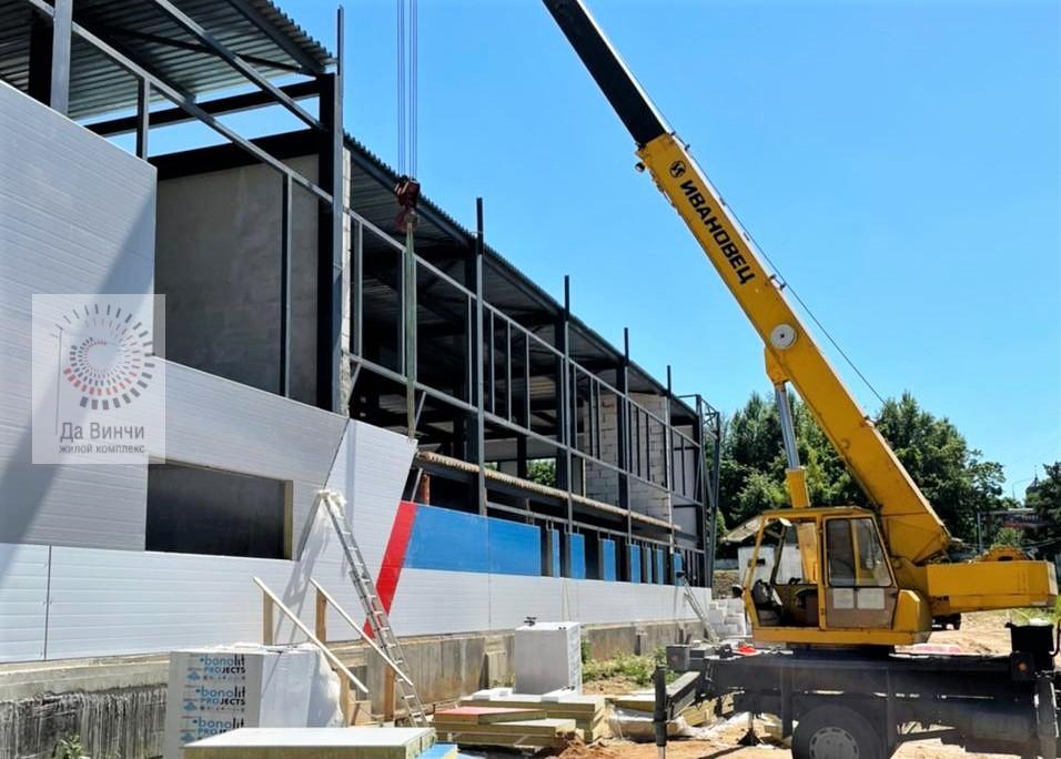 Реконструкция стадиона на Власихе