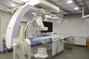 Сосудистый центр открылся в Одинцовской областной больнице