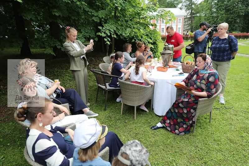 Пушкинский фестиваль стартовал в усадьбе Большие Вяземы