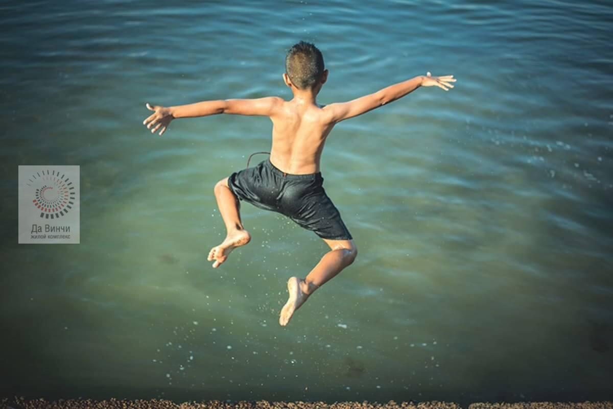 В водоеме песчаного карьера с. Шарапово утонул мальчик