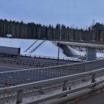 Путепровод над 46 км. автодорогой М-1 «Беларусь» закроют на месяц