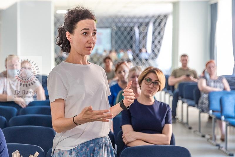 Инициативные жители ЖК «Сколковский» обсудили проблемы с властями