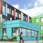 Строительство пристройки к гимназии № 14 в Одинцово и школы в Горках-2 начнут в конце 2021 г.