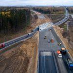 Открытие ЦКАД улучшил транспортную доступность Звенигорода и Больших Вязем